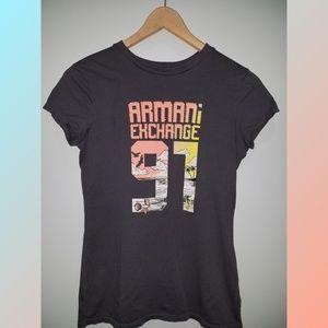 Armani Exchange A/X Women's Medium T-Shirt